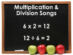 Multiplication Song Lyrics
