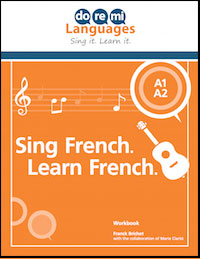Sing French. Learn French