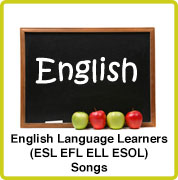 ESL ELL Songs