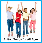 Action Songs for all