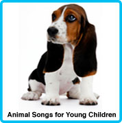 animal songs for young children