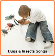 bug & insect Songs