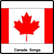 Songs about Canada