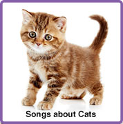 Animal Songs: Songs that Teach Characteristics of Animals