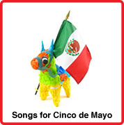 Cinco de Mayo Songs