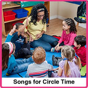 cirlcle time songs