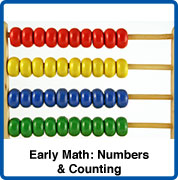 Early Math & Counting Songs