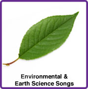 environmental songs