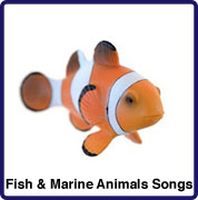 Fish and Water animal songs