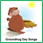 groundhog day songs
