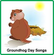 groundhog day songs