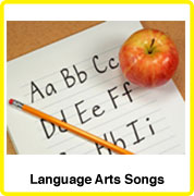 Language Arts Songs for Children