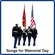 Memorial Day Songs