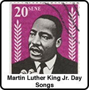 Martin Luther King Jr. Day Songs