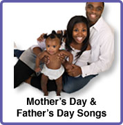 mother's day & father's day songs