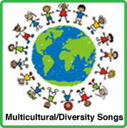 Diversity & Multicultural songs