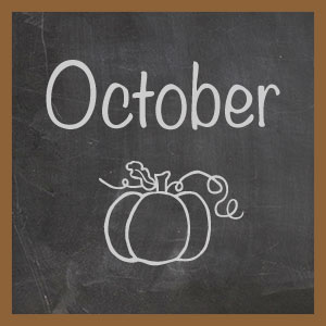 october songs