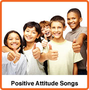 positive attitude songs