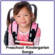 preschool kindergarten songs