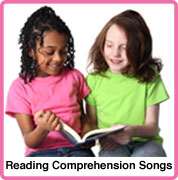 reading comprehension songs