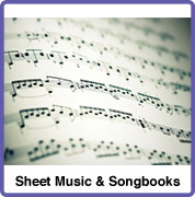 sheet music and songbooks