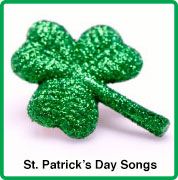 St Patrick's day songs