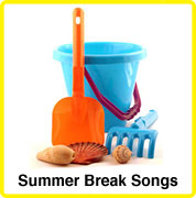 Summer Break Songs