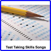 Test Taking Skills Songs