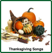 Thanksgiving Day Songs