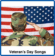 Veteran's Day Songs