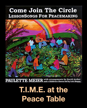 T.I.M.E. at the Peace Table Song Download with Lyrics