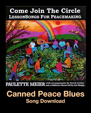 Canned Peace Blues Song Download with Lyrics