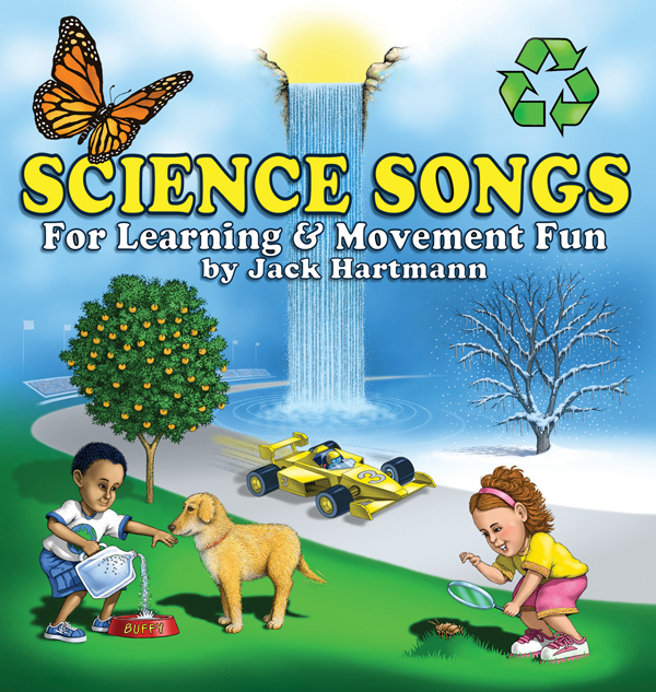 Jack Hartmann: Science Songs for Learning & Movement Fun