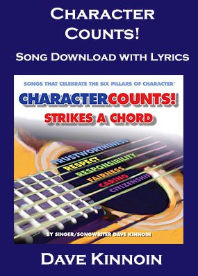 Character Counts! Song Download with Lyrics