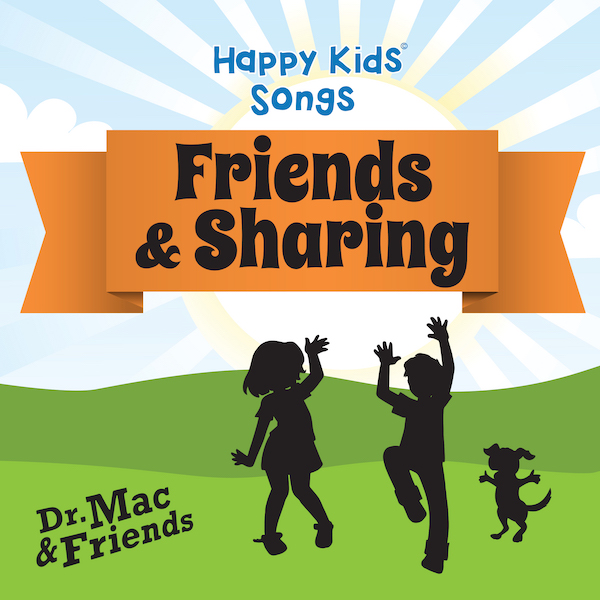 Dr. Mac: Friends & Sharing Mini-Album Download