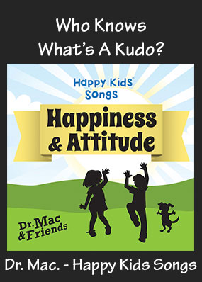 Who Know What's a Kudo? Song Download with Printables