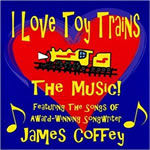 James Coffey: I Love Toy Trains