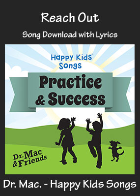 Reach Out Song Download with Printables