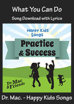 What You Can Do Song Download with Printables