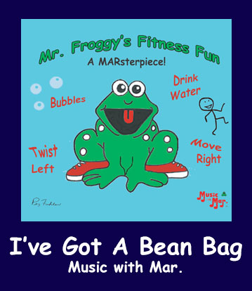 I've Got A Bean Bag Song Download with Lyrics