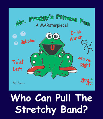 Who Can Pull The Stretchy Band? Song Download with Lyrics