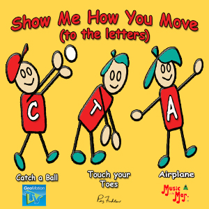 Show Me How You Move Music CD or Download