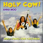 Anna Moo: Holy Cow CD