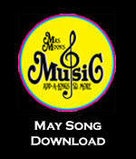 May Song Download Tracks with Printables