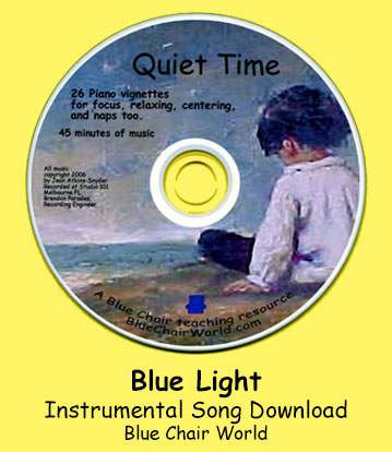 Blue Light Instrumental Song Download