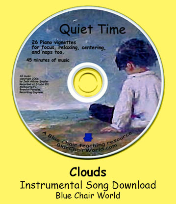 Clouds Instrumental Song Download