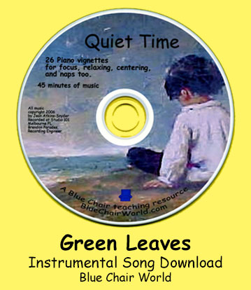 Green Leaves Instrumental Song Download