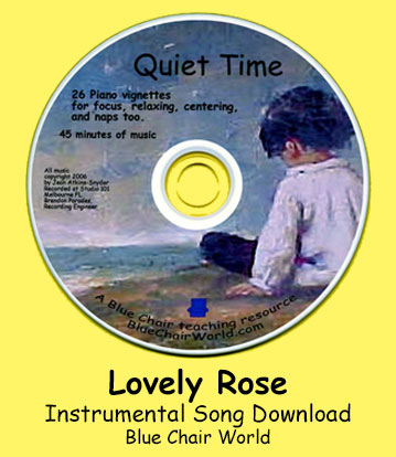 Lovely Rose Instrumental Song Download