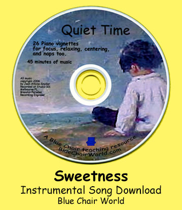Sweetness Instrumental Song Download