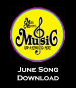 June Song Download Tracks with Printables